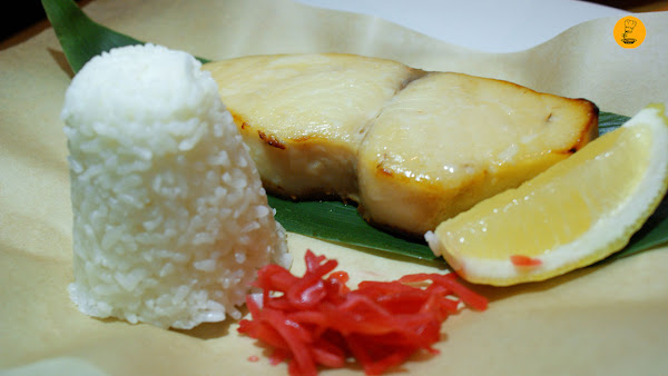 Butterfish en saikyo miso en L´Artisan Furansu Kitchen Madrid