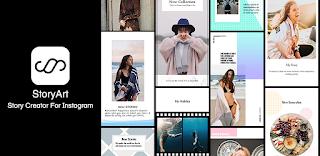 Download StoryArt - Insta story editor mod apk 1.4.3