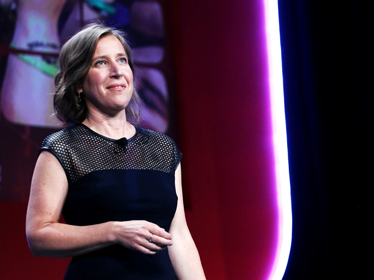 YouTube on 15 years - CEO Susan Wojcicki determined to make the platform a reliable video library