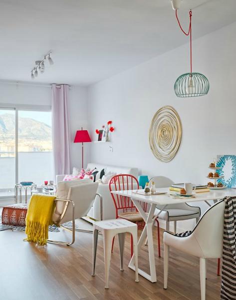Decorar un piso de veraneo decoraci n for Decoracion piso montana