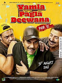 Yamla Pagla Deewana Phir Se First Look Poster 2