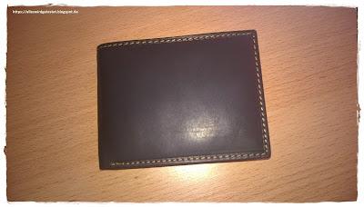 RFID-NFC Geldbörse Herren