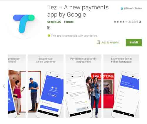 Tech News, About Tez App, Google Tez app download, Tez App details, Tez App download, Tez App features, Tez app for Android,