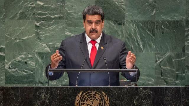 Nicolás Maduro expuso en la ONU su gran teoría de la conspiración