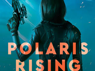 A Sexy Intergalactic Adventure: Polaris Rising by Jessie Mihalik