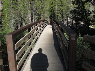 An der Brücke in die Wildnis