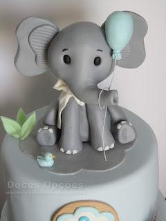 elefante pasta açucar