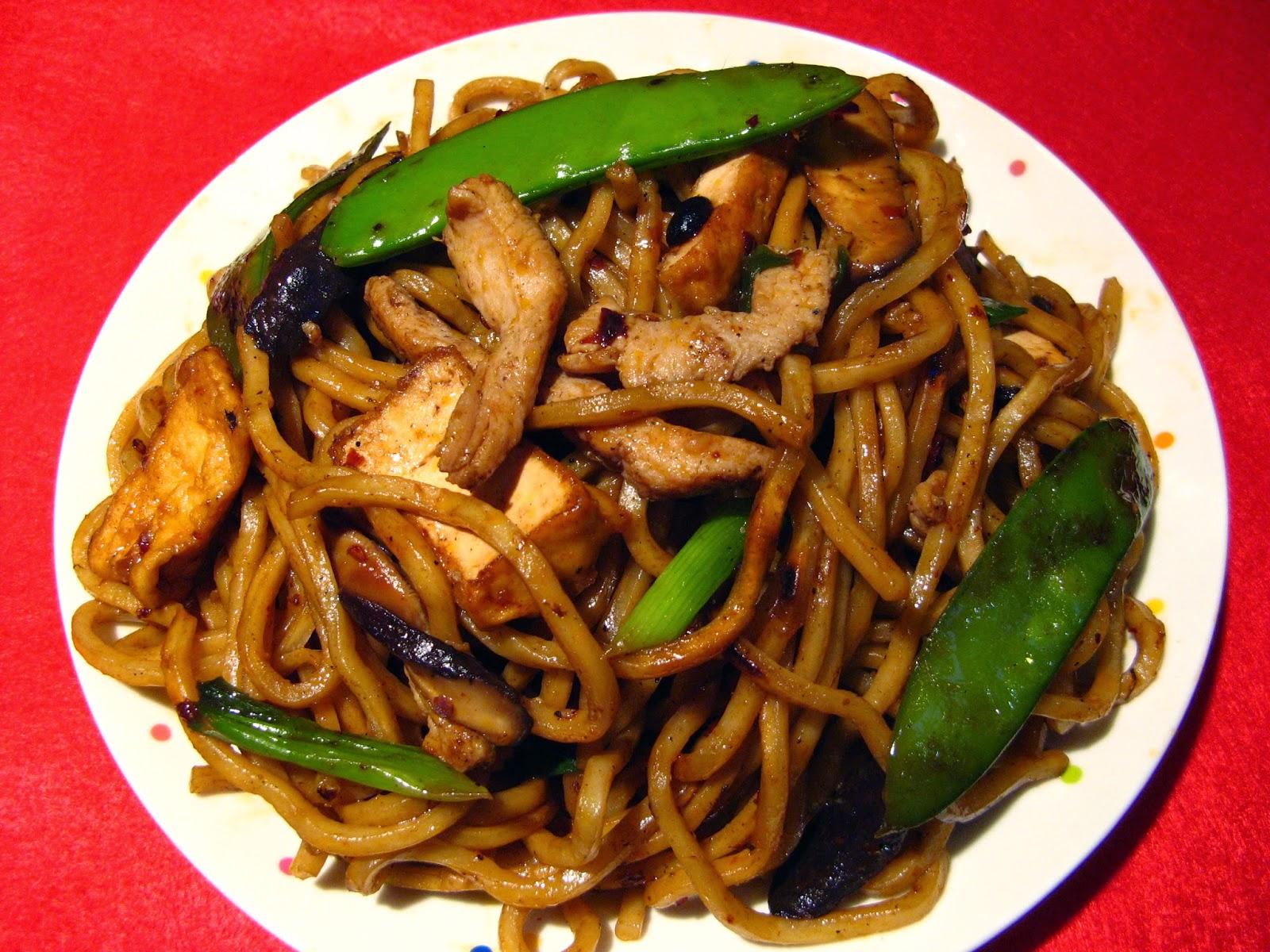 how to cook chicken in blackbean sauce