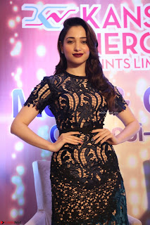 Tamannaah Bhatia at Launch of Kansai Nerolac new products Pics 017.jpg