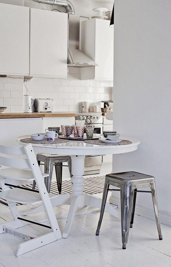 Simple Details Ikea Liatorp Pedestal Table