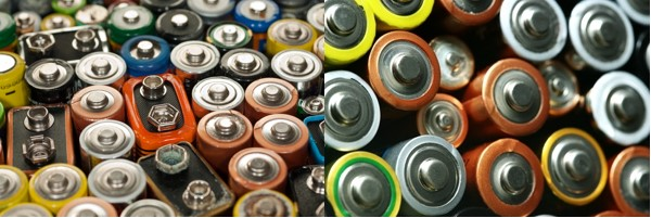 How to dispose old batteries