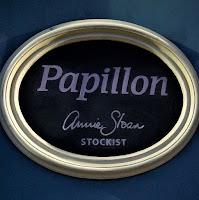 Papillon: Μαριέττα Κεράστα 9 Annie Sloan Greece