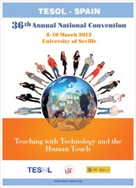 Our Workshop at TESOL-Spain (8th March, 2013)