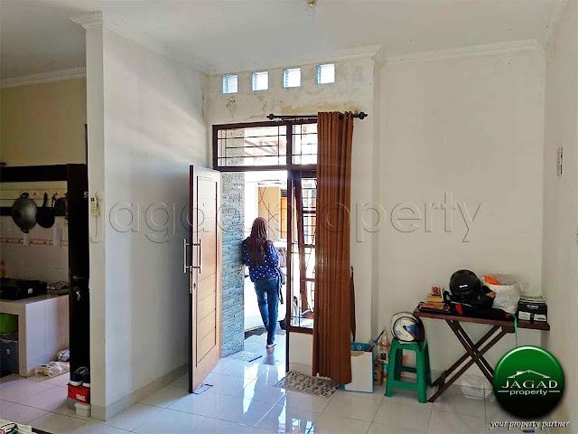 Rumah dalam Perum Eksklusif di Bantul