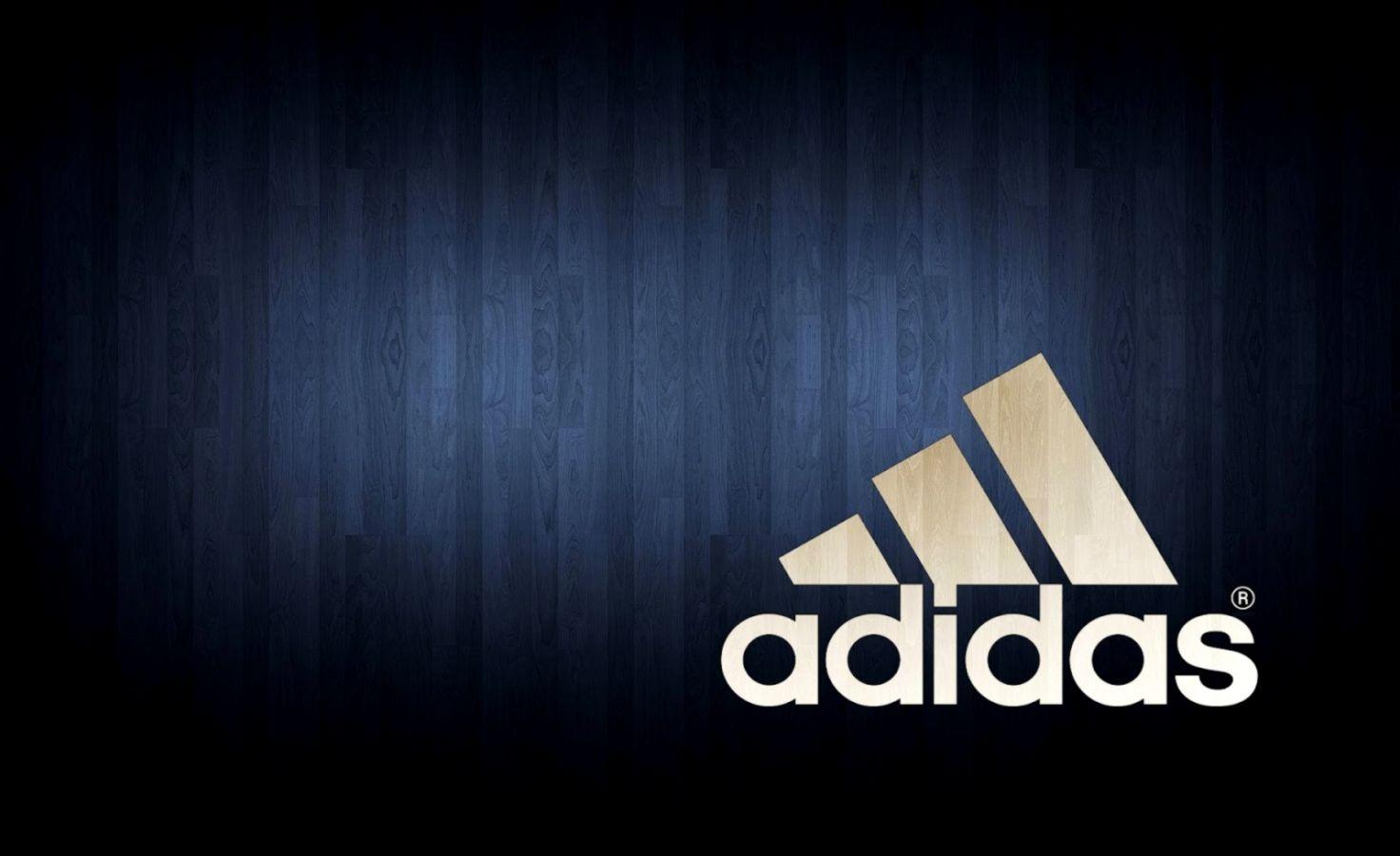 Adidas New Logo Desktop Design Wallpapers Supreme
