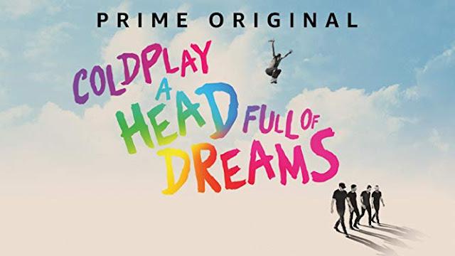 Coldplay AHeadFullOfDreams Amazon Prime Video