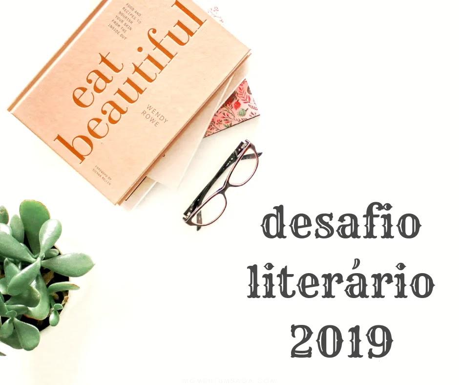 Desafio Literário 2019