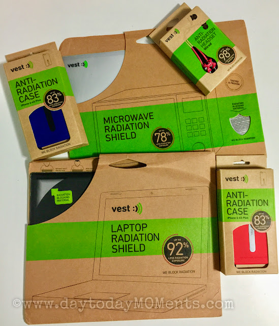 anti - Radiation products by Vest Tech