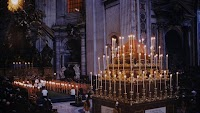 Sacristy Tips: Constructing a Catafalque for the Requiem Mass