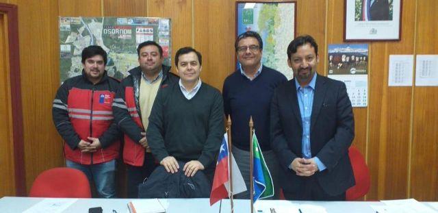 Consejeros regionales de Osorno