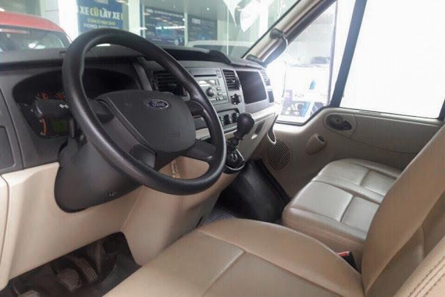 Bán xe Ford Transit Van - đời 2016 - Bonbanhsaigon.com 7