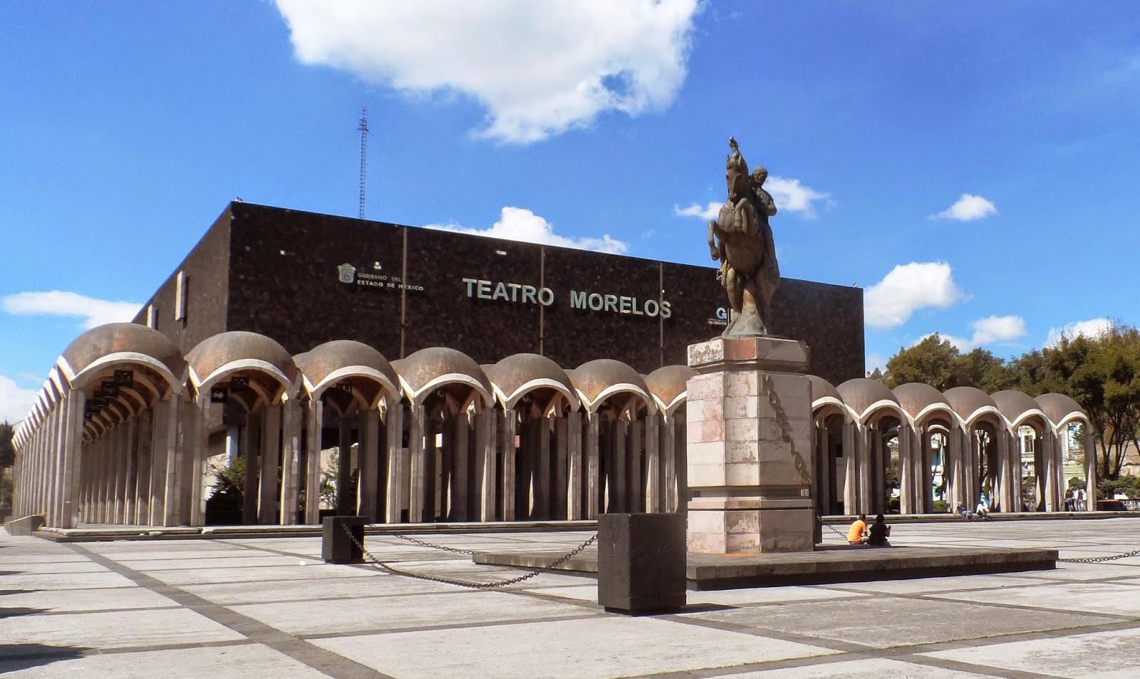 Toluca El Teatro Morelos Ser 225 Remodelado