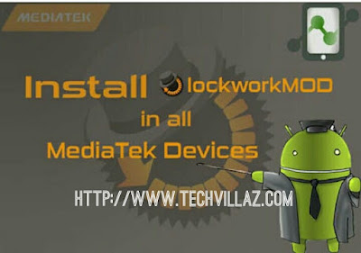 How To Create Clockwokmod Recovery For Your MTK Android Phone