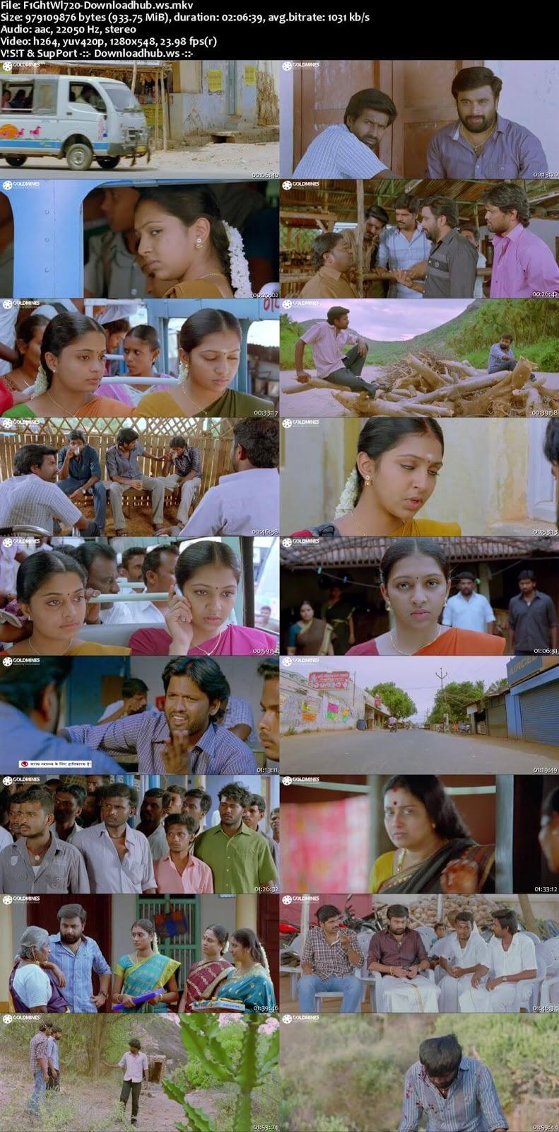 Fightwala 2017 Hindi Dubbed 720p HDRip
