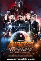 Yenilmezler 3 Sonsuzluk Savaşı - Avengers 3 Infinity War | 2018