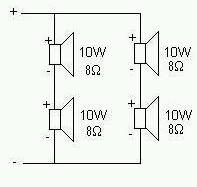 simbol speaker, fungsi speaker, cara meyambung seri pararel speaker,