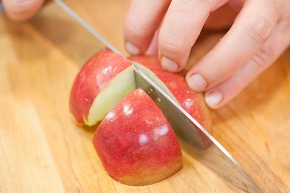 juice Recipe: cut apple