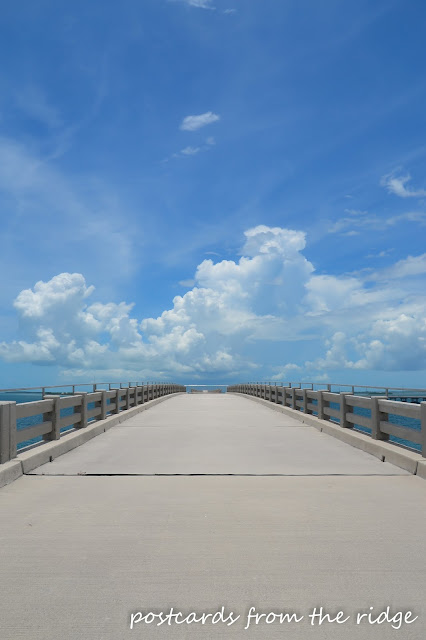 Bahai Honda bridge in the Florida Keys