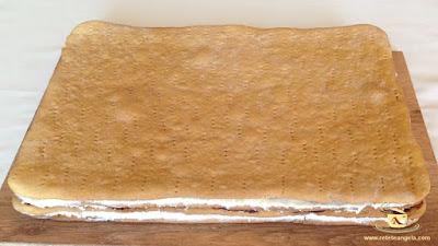 Prajitura Albinita - etapa 6