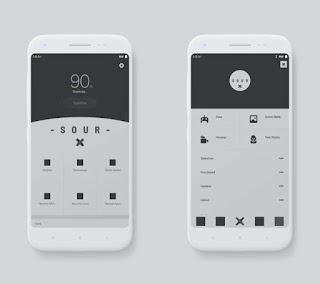 [SHARE] Theme Sour X Tema Paling Cool Untuk Xiaomi Anda 4