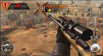 sniper x mod 1