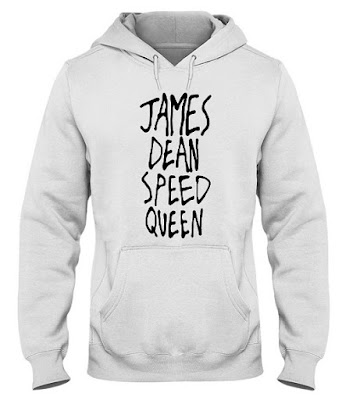 James Dean Speed Queen T Shirt, James Dean Speed Queen Shirt, James Dean Speed Queen Tee Shirt