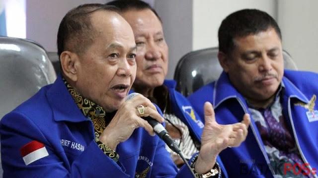 Duga Ada Kecurangan, Demokrat Siap Dampingi Prabowo Adu Data KPU