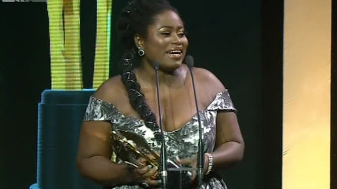 #AMVCA2018: Lydia Forson, Adjetey Annan win at AMVCA2018 + Full list of winners