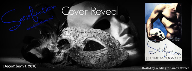 {Cover Reveal} Satisfaction by @JeanneMcDonald