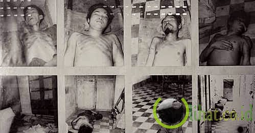 Museum Tuol Sleng Genocide (Kamboja)