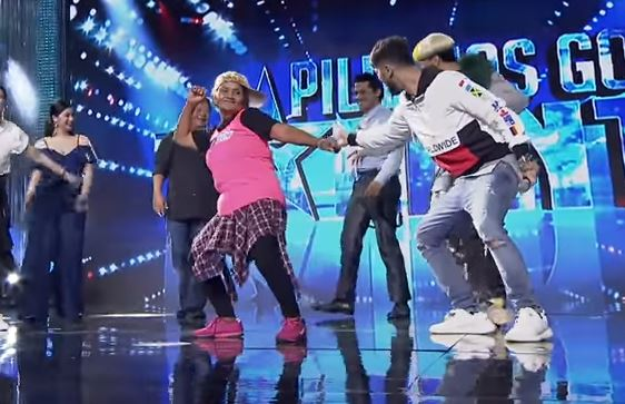 "Nanay Angelisa wows with ""Budots' dance on Pilipinas Got Talent PGT 2018"