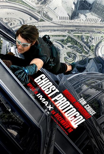 فیلم دوبله : ماموریت غیر ممکن 4 - پروتکل روح Mission Impossible 4 Ghost Protocol 2011