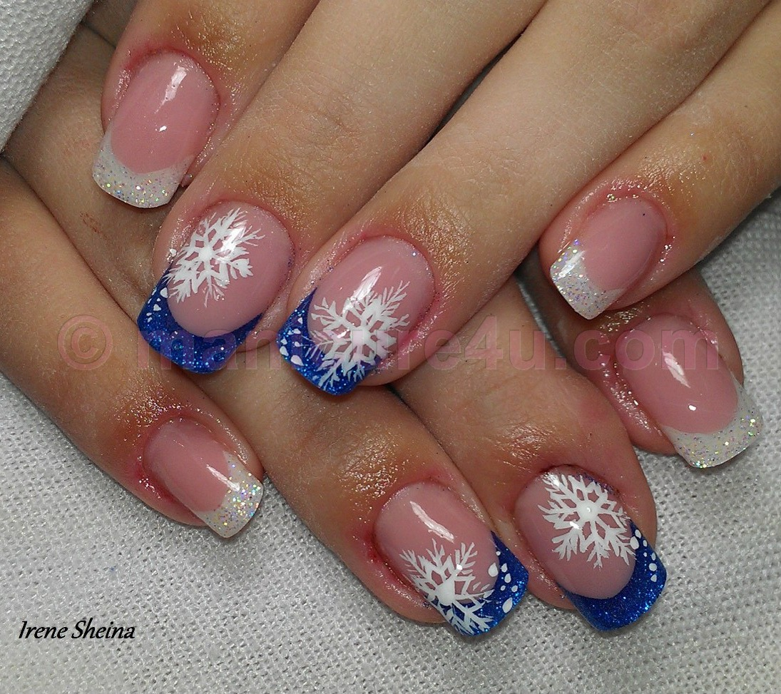 Winter Nails!