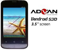 Advan Vandroid S3D
