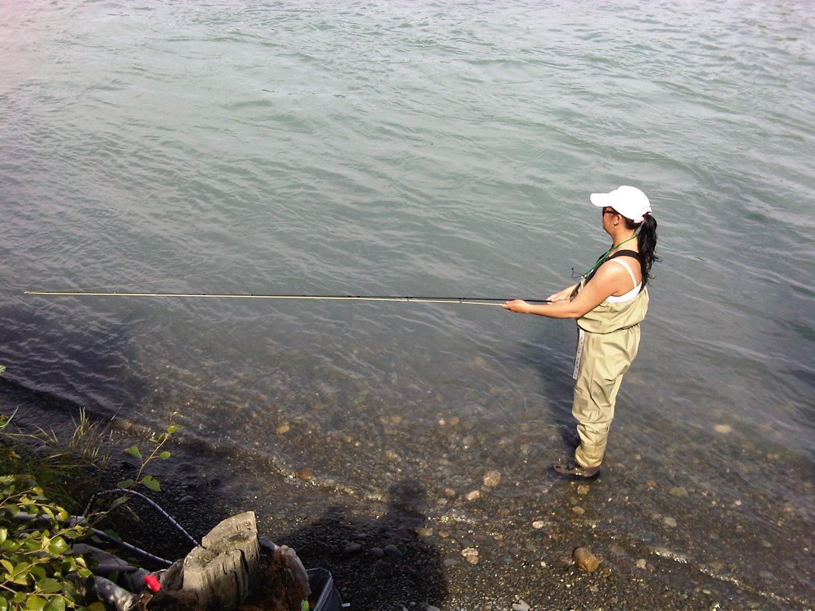 Tips and tricks for catching kenai river sockeye salmon for Kenai river fishing lodges