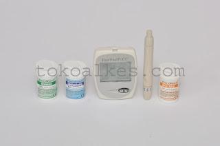 Diabetes Pada Lansia