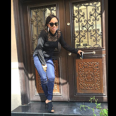 """ Linda Is Showing House, You're Showing Door "" - Fan Blasts Toke Makinwa (Photo)"
