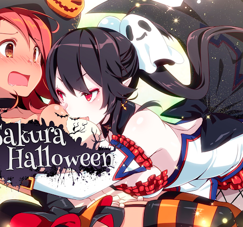 Descargar Sakura Halloween [PC][Android][+18][Eroge][Visual Novel] En Español