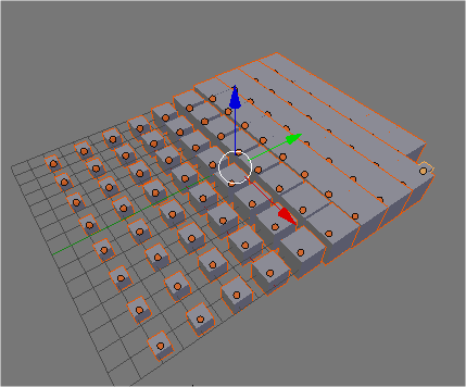Blender Sushi: PYTHON / Random Keyframe Animation