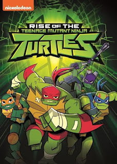 DVD Review: Rise of the Teenage Mutant Ninja Turtles